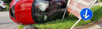Verkehrsunfall, mehrere Verletzte / B23 – Oberammergau-Süd