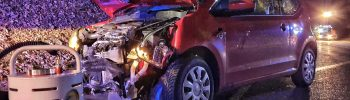 Verkehrsunfall / Straße reinigen – B23 Oberammergau